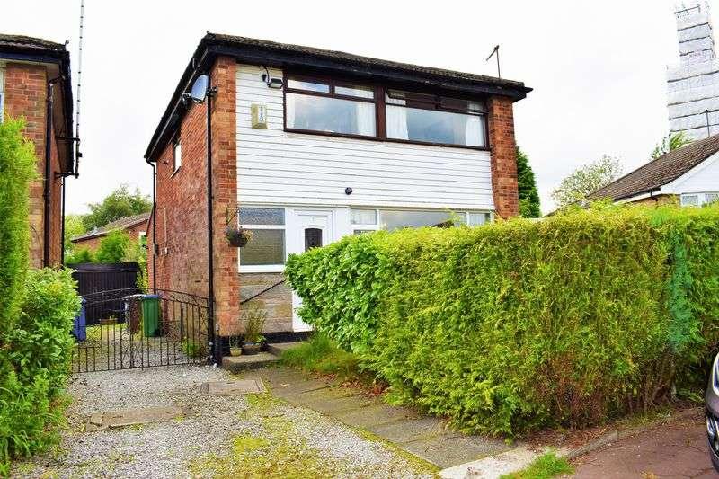 3 Bedrooms Detached House for sale in Hillside Walk, Rochdale