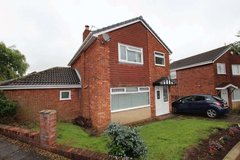 3 Bedrooms Detached House for sale in Cornelius Drive, Pensby