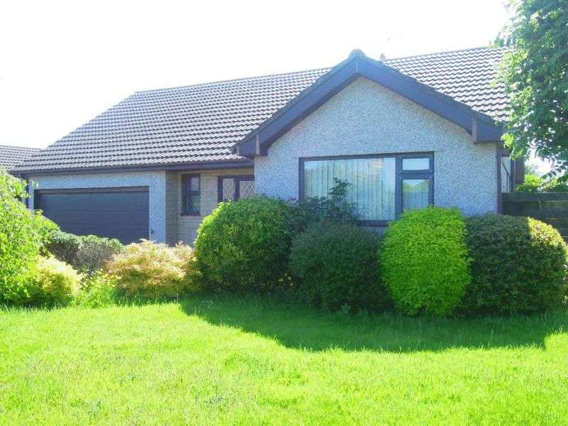 2 Bedrooms Detached Bungalow for sale in Ballaterson Fields, Ballaugh