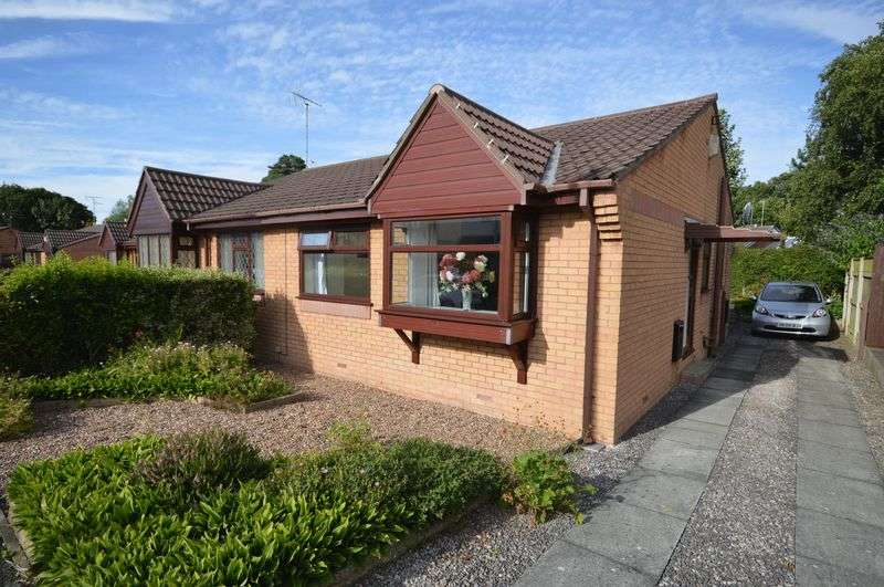 2 Bedrooms Semi Detached Bungalow for sale in Birchdale Close, Greasby