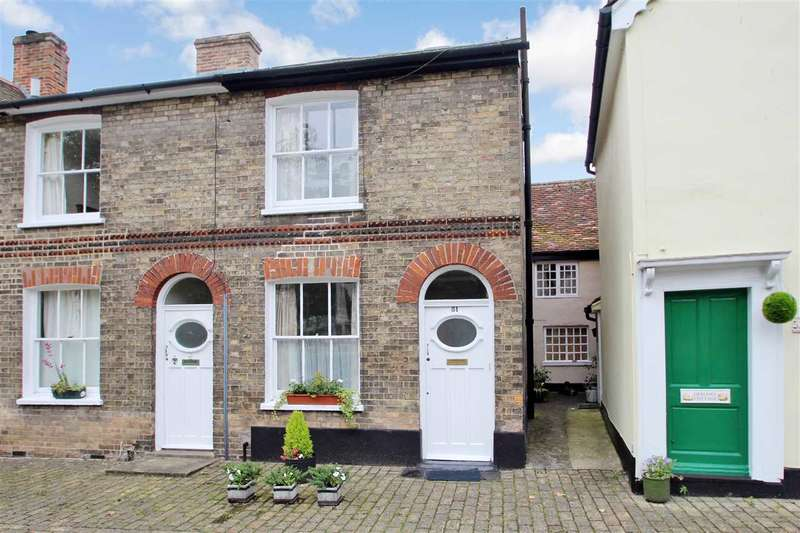 3 Bedrooms End Of Terrace House for sale in Gregory Street, Sudbury