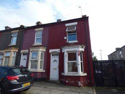 2 Bedrooms Terraced House for sale in Somerton Street, Liverpool, Merseyside, L15