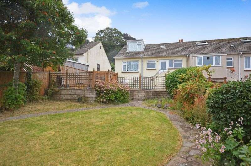 2 Bedrooms Semi Detached Bungalow for sale in SOUTHDOWN AVENUE BRIXHAM