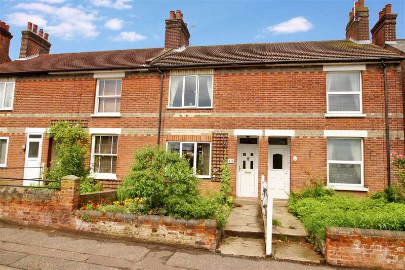 3 Bedrooms Terraced House for sale in Old Heath Road, Colchester