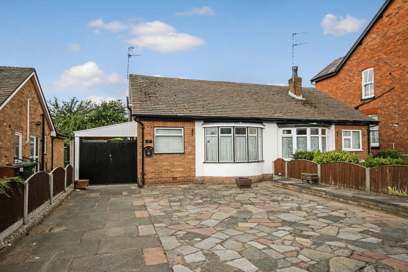 2 Bedrooms Semi Detached Bungalow for sale in Botanic Road, Churchtown, Southport