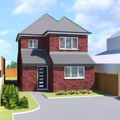 3 Bedrooms Detached House for sale in Eckington Road, Beighton, Sheffield, South Yorkshire