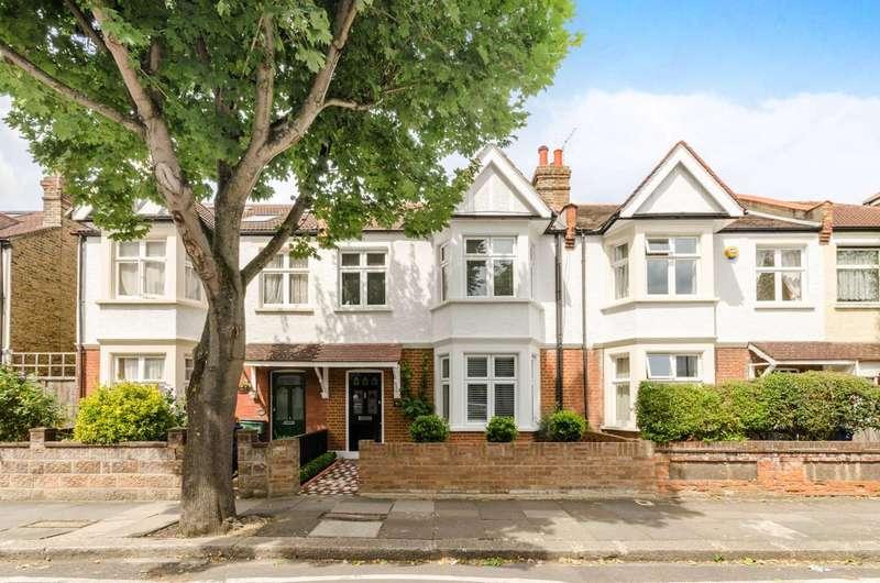 4 Bedrooms House for sale in Kingsdown Avenue, Northfields, W13