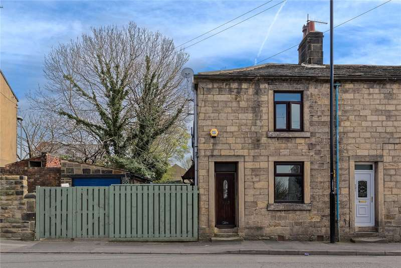 2 Bedrooms End Of Terrace House for sale in Broad Lane, Bramley, Leeds, LS13