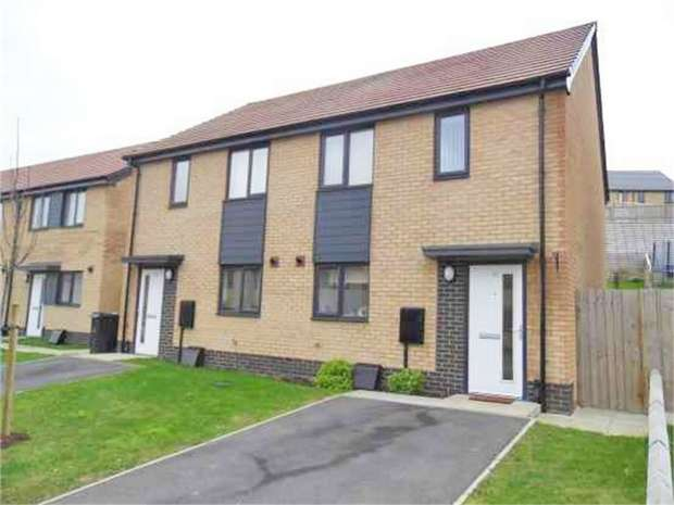 3 Bedrooms Semi Detached House for sale in Granby Road, Edlington, Doncaster, South Yorkshire