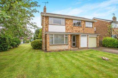 4 Bedrooms Detached House for sale in Beckwith Road, Harrogate, North Yorkshire, Harrogate