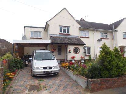 4 Bedrooms Semi Detached House for sale in Parkstone, Poole