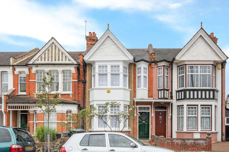 3 Bedrooms Terraced House for sale in Park Avenue, Palmers Green