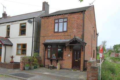 3 Bedrooms Detached House for sale in Rouse Street, Pilsley, Chesterfield, Derbyshire