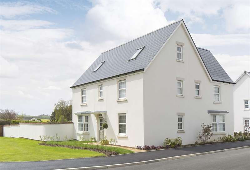5 Bedrooms Detached House for sale in St Canna's Green, Llangan, Bridgend