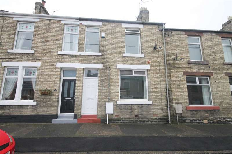 3 Bedrooms Property for sale in Temperance Terrace, Ushaw Moor