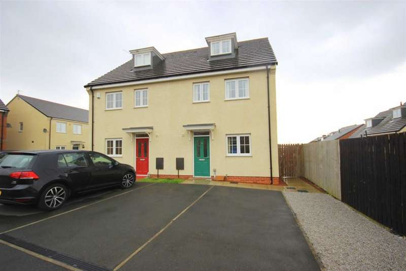 3 Bedrooms Property for sale in Denewood, Seaham