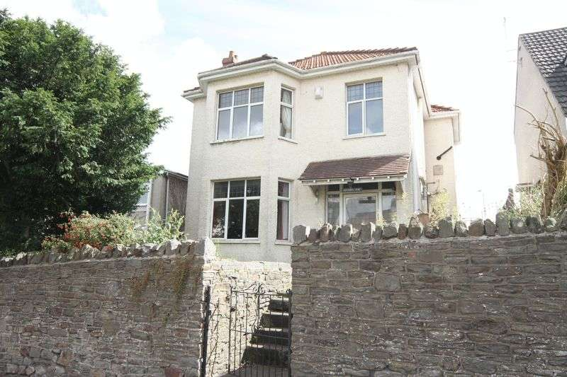 3 Bedrooms Detached House for sale in Woodstock Close, Bristol