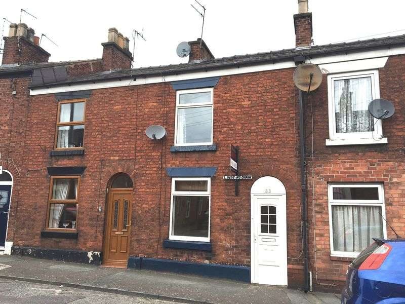 2 Bedrooms Terraced House for sale in Antrobus Street, Congleton