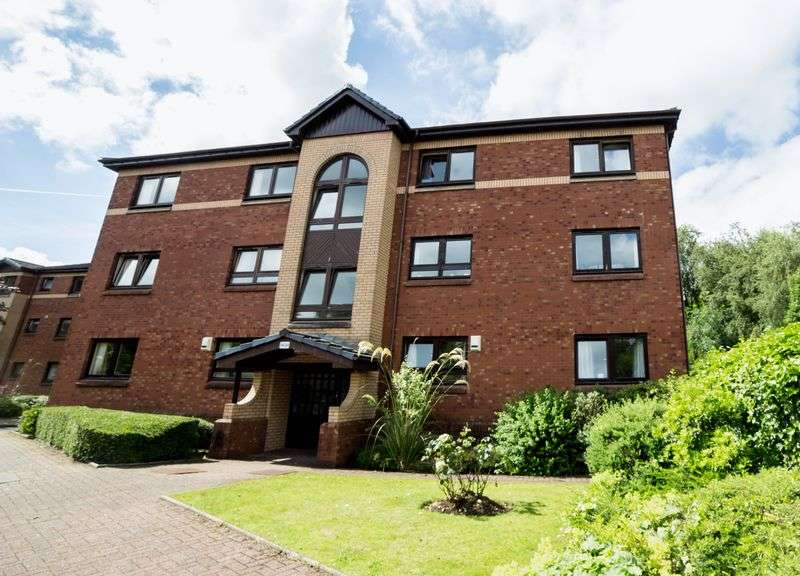 2 Bedrooms Flat for sale in Whitelea Court, Kilmacolm
