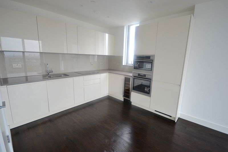 2 Bedrooms Flat for sale in Pinto Tower, Nine Elms Point, Nine Elms, SW8