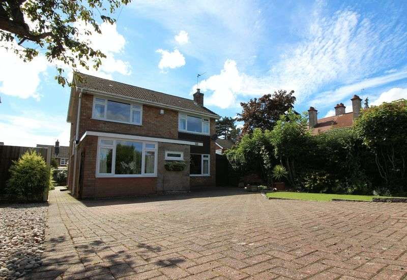 3 Bedrooms Detached House for sale in Brookhurst Road, Brombrough