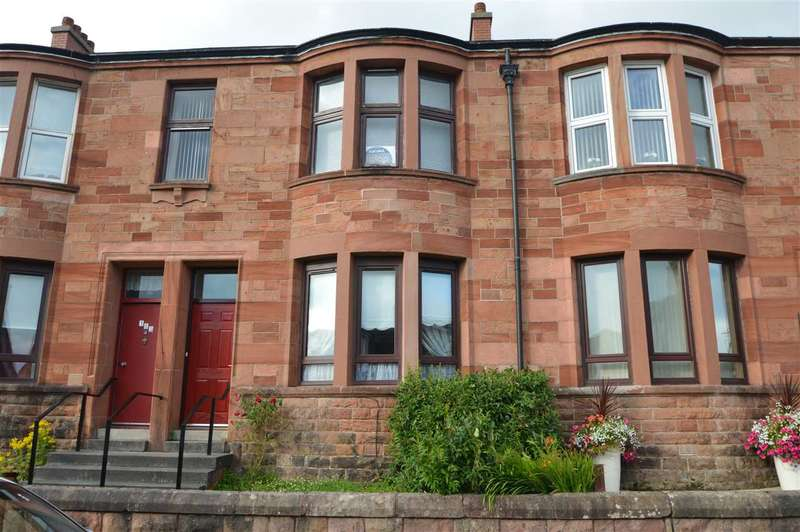 2 Bedrooms Apartment Flat for sale in East Thornlie Street, Wishaw