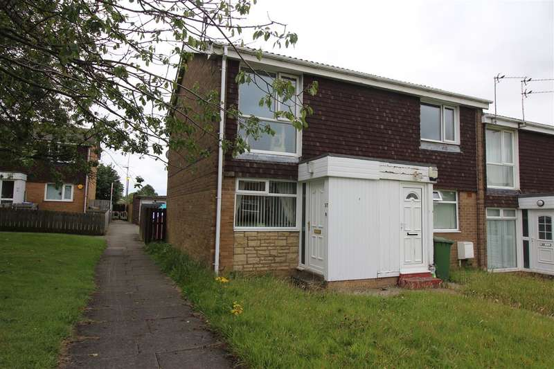 2 Bedrooms Flat for sale in Crofthead Drive, Collingwood Grange, Cramlington