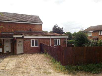 3 Bedrooms Semi Detached House for sale in Hilliard Drive, Bradwell, Milton Keynes