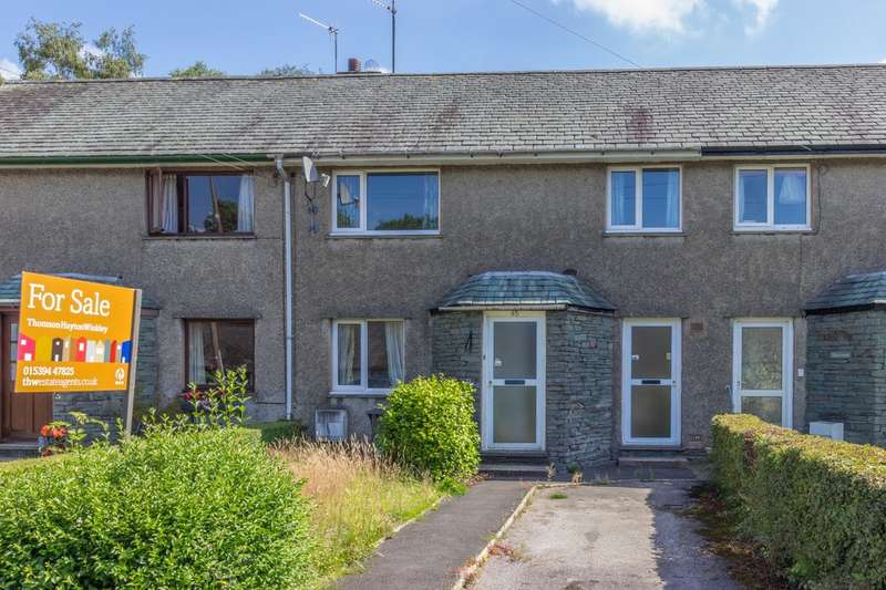 3 Bedrooms Terraced House for sale in 65 Droomer Drive, Windermere