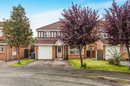 4 Bedrooms Detached House for sale in Ridgewood Close, Hindley Green, Wigan, Greater Manchester, WN2