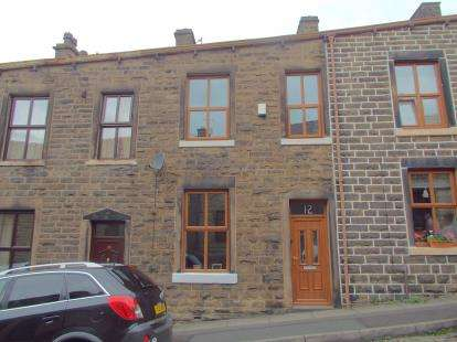 3 Bedrooms Terraced House for sale in Whitehead Street, Rossendale, Lancashire, BB4