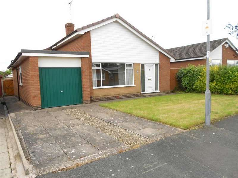 3 Bedrooms Property for sale in Delamere Road, Nantwich