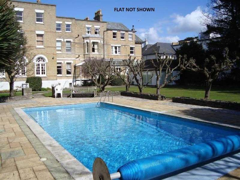 Flat for sale in Arncott Hall, Near Westbourne, Bournemouth, BH2