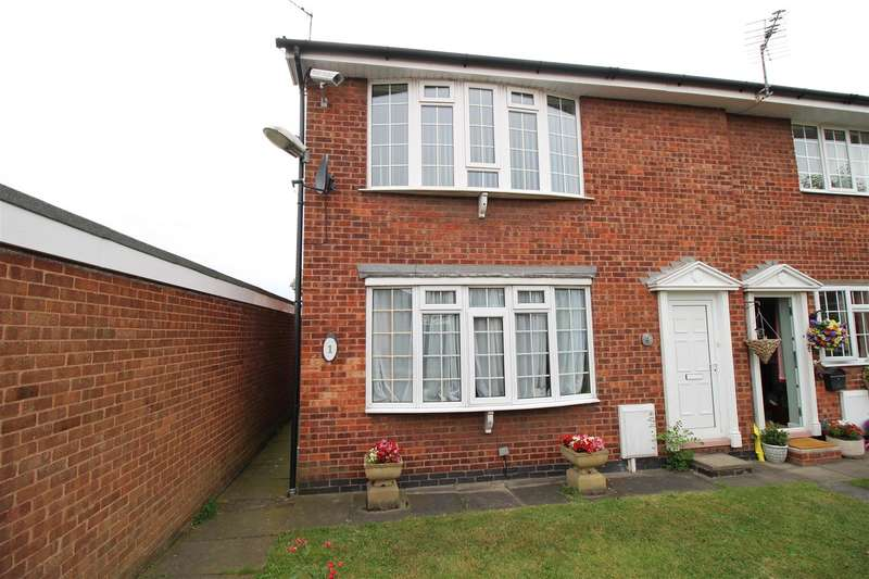 2 Bedrooms Property for sale in Sherwood Court, Chilwell