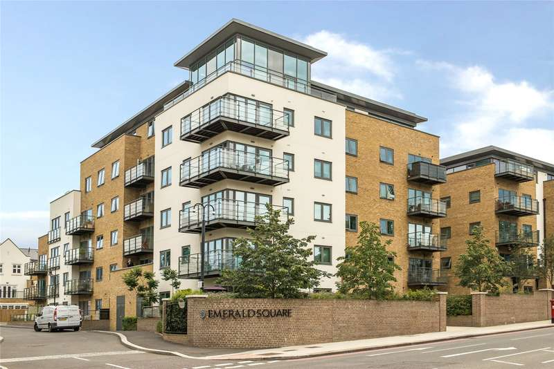 2 Bedrooms Flat for sale in Roebuck House, 89 Roehampton Lane, London, SW15