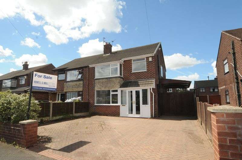 3 Bedrooms House for sale in Dunmow Road, Warrington