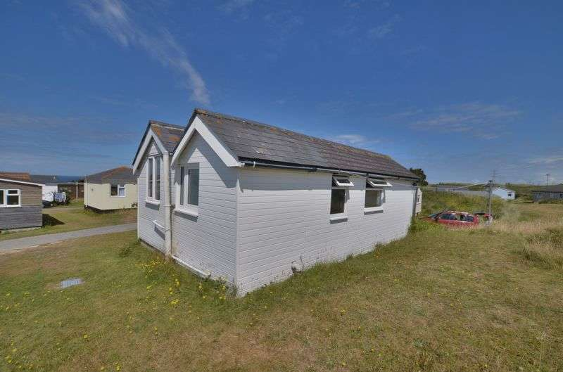 3 Bedrooms Detached Bungalow for sale in F22 Wee Cott, Riviere Towans
