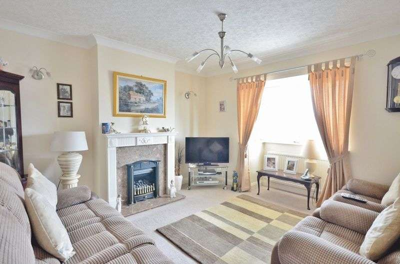 2 Bedrooms Semi Detached Bungalow for sale in Juniper Grove, Whitehaven