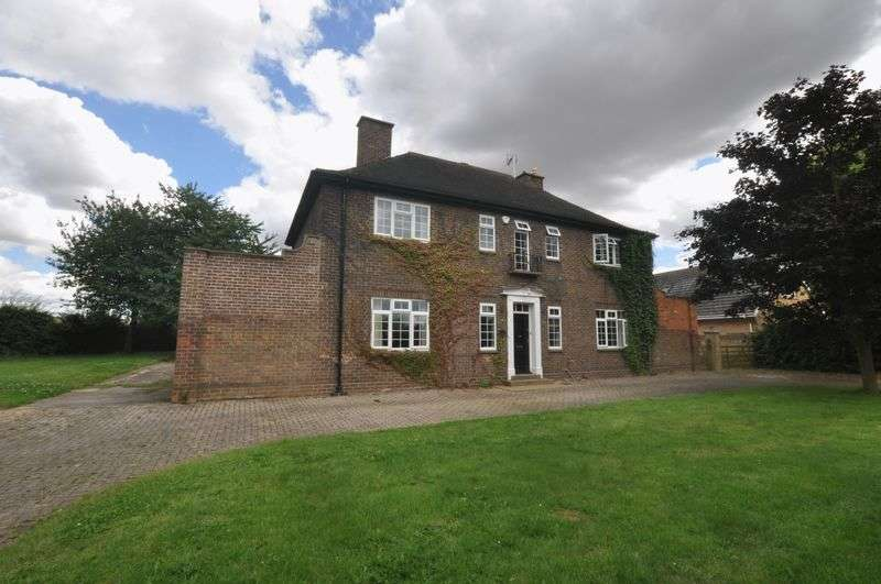 5 Bedrooms Detached House for sale in High Street, Scampton, Lincoln
