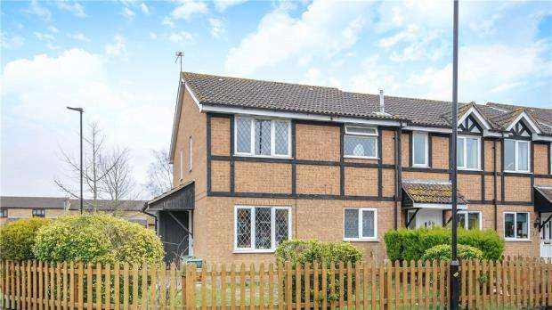 1 Bedroom End Of Terrace House for sale in Briarwood Close, Feltham