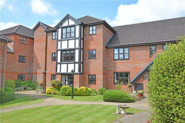 2 Bedrooms Retirement Property for sale in The Hollies, Maxwell Road, Beaconsfield