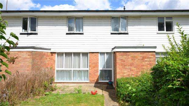 3 Bedrooms Terraced House for sale in Green Leys, Maidenhead, Berkshire