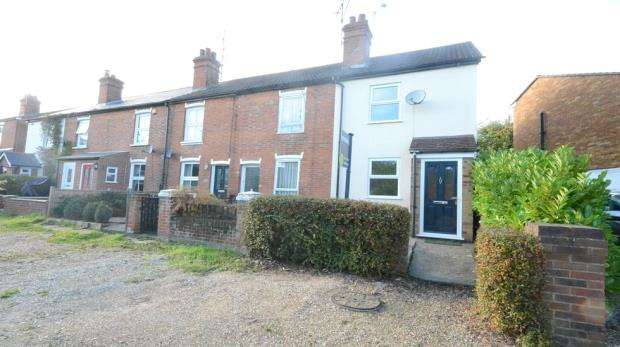 2 Bedrooms End Of Terrace House for sale in Wescott Road, Wokingham, Berkshire