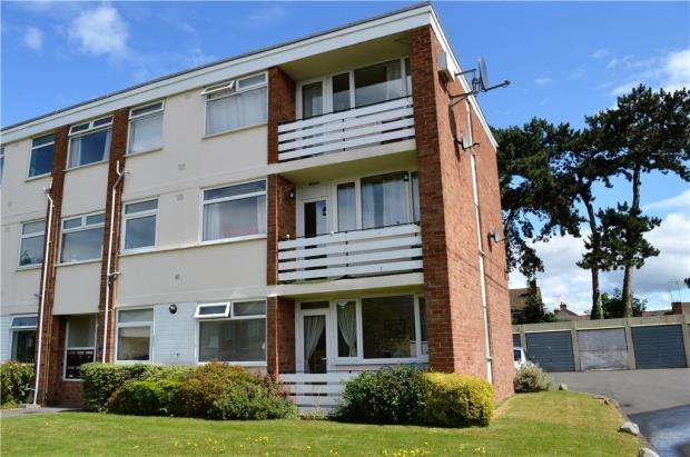 2 Bedrooms Flat for sale in All Saints Road, Town Centre, Warwick, Warwickshire