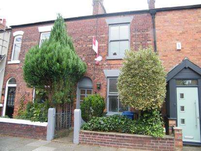 2 Bedrooms Terraced House for sale in High Street, Hazel Grove, Stockport, Cheshire