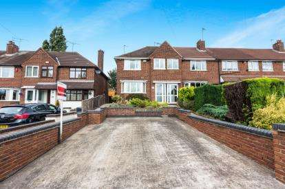 3 Bedrooms Semi Detached House for sale in Queslett Road, Great Barr, Birmingham, West Midlands