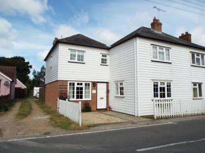 3 Bedrooms Semi Detached House for sale in Birch, Colchester, Essex