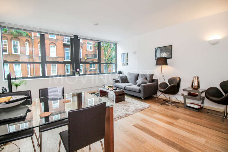 2 Bedrooms Flat for sale in Marzell House, 116  128 North End Road, West Kensington