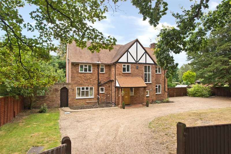 6 Bedrooms Detached House for sale in Byfleet Road, Cobham, Surrey, KT11