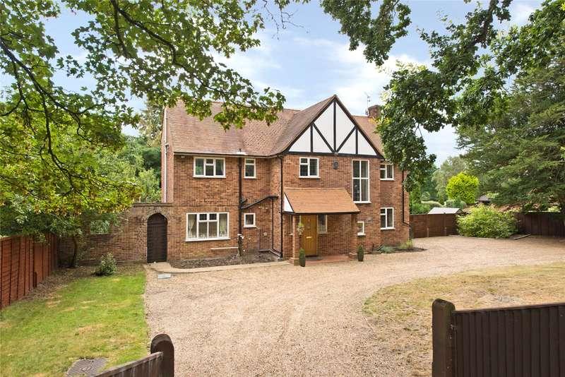 6 Bedrooms Detached House for sale in Byfleet Road, Cobham, Surrey, KT11